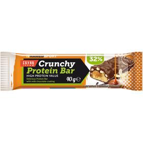 NAMEDSPORT Crunchy Protein Bar Box 24 x 40g, Caramel Vanilla